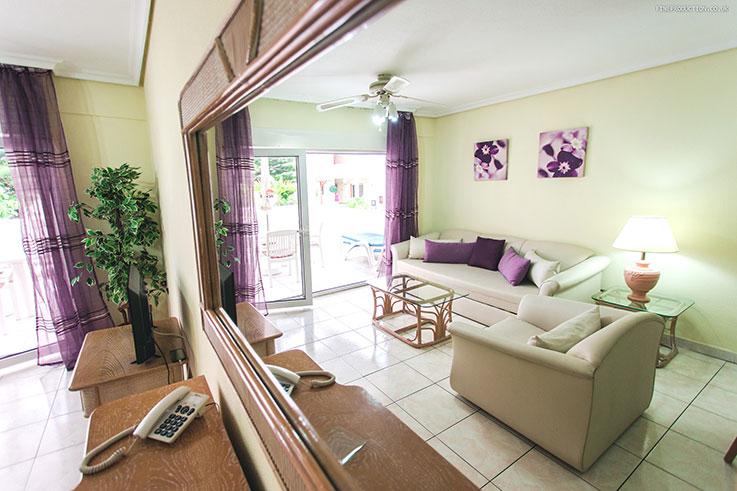 Lounge penthouse chayofa