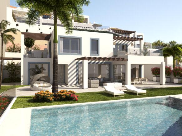 Detached Luxury Villas for Sale in San Eugenio Alto, Costa Adeje