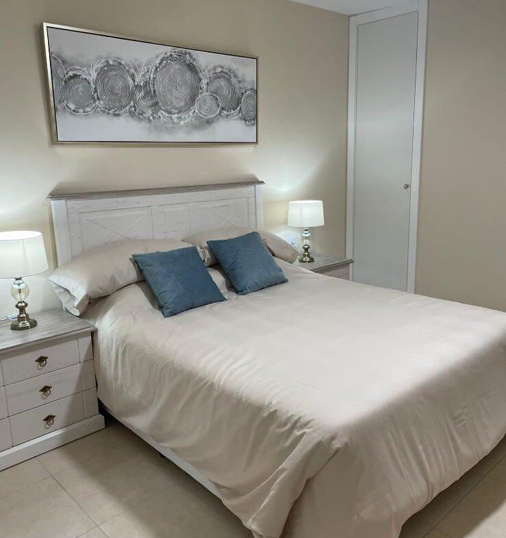 Las Brisas bedroom